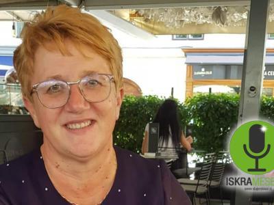 Izjava Irene Friškovec je med vsemi iskrami tedna v avgustu dobila največ vaših glasov in postala ISKRA MESECA. Tako se je uvrstila tudi v izbor za iskro leta.