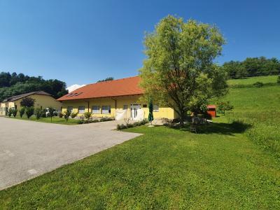 VDC Šentjur ima trenutno edino bivalno enoto na Podplatu, kmalu bo še v Slovenskih Konjicah, nato tudi v Šentjurju. (Foto: Radio Štajerski val)