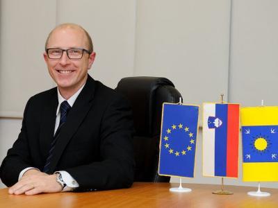 Marko Jurak, ki je sicer tudi podžupan občine Podčetrtek, kot direktor šmarske kmetijske zadruge pričakuje trdo, premišljeno in zavzeto delo celotnega tima. (Foto: Občina Podčetrtek)