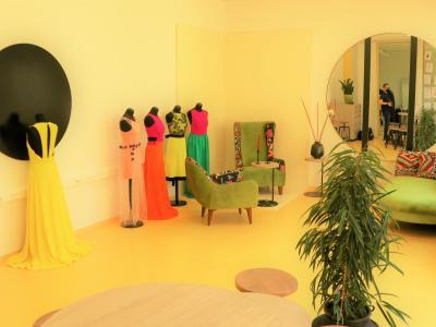 Nov atelje bo dijakom pomagal pri različnih ustvarjalnih dejavnostih in pri pouku. (Foto: ŠC Celje)