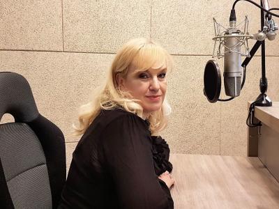 Alenka Kesar, nekdanja novinarka in voditeljica TV oddaje Vizita ter avtorica knjižne uspešnice Druga žena
