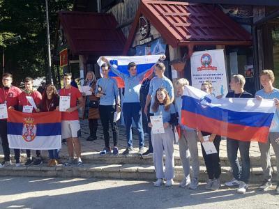 Planinci iz Poljčan in Zabukovice so se v Črni gori odlično odrezali. (Foto: Gvido Španring)