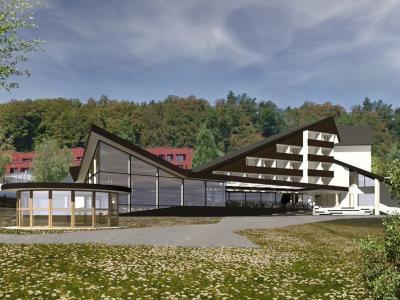 Takšen bo Hotel Breza po prenovi. (Foto: Terme Olimia)