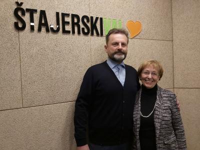 Robert Polnar je bil gost našega nedeljskega srečanja. Povabilo Mimice Kidrič je prejel, še preden je premier Marjan Šarec dal odpoved, kako poslanec DeSUS-a komentira aktualno dogajanje?