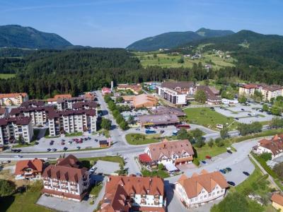 Predvsem posledice koronavirusa občuti turizem, pravi župan Boris Podvršnik, a poudarja, da je občina še vedno gospodarsko močna. (Foto: Občina Zreče)