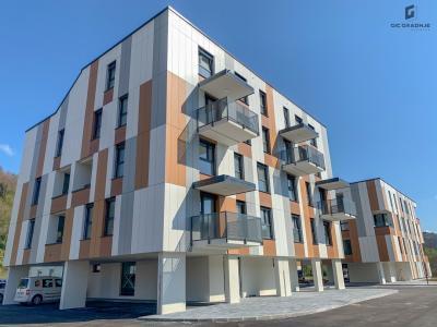 V Podčetrtku je podjetje GIC Gradnje tri vila bloke poimenovalo Dalgona. (Foto: GIC gradnje)