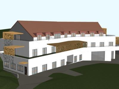 Takšen bo nov dom starejših v Podčetrtku. (Foto: občina Podčetrtek)