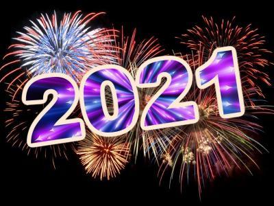 Leto 2021 bo, upamo, postreglo z več lepimi zgodbami kot minulo. Med željami je v prvi vrsti zdravje. (Foto: Pixabay)