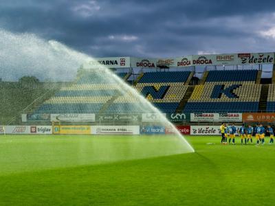 Tudi celjske nogometaše, ki zelo pogrešajo navijače, je zajelo praznično vzdušje. Njihova nedeljska tekma bo dobrodelno obarvana. (Foto: FB NK Celje)