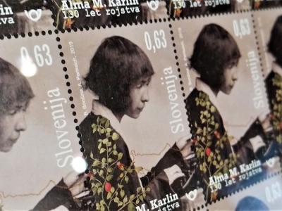 Alma Karlin je vse bolj prepoznavna in cenjena, pravi Barbara Trnovec. Pred časom je dobila tudi svojo znamko, kar je velik dosežek. (Foto: Štajerski val)