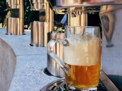 Pri Fontani piv bo ta vikend Kriglfest. (Foto: FB Fontana piv Zeleno Zlato)