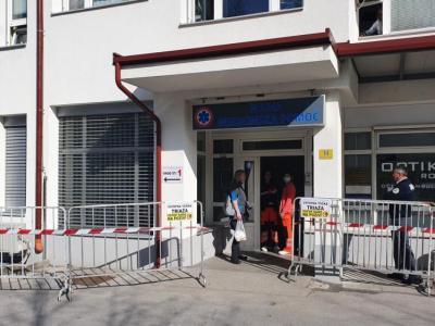 Šmarski zdravstveni dom bo te dni cepil tudi v Rogatcu in Kozjem. (Foto: Štajerski val)