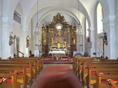 Cerkve so to nedeljo prazne. In tako bo še nekaj časa ... (Foto: Pixabay)