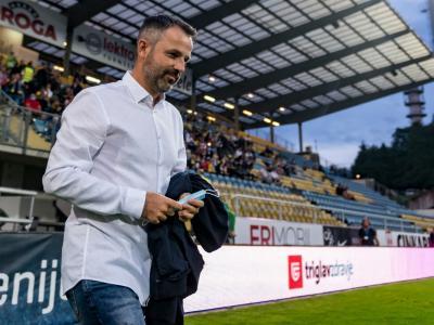 Dušan Kosić je poskrbel za doslej največji uspeh celjskega nogometa, letos je klub zaigral tudi v Evropi. (Foto: NK Celje)