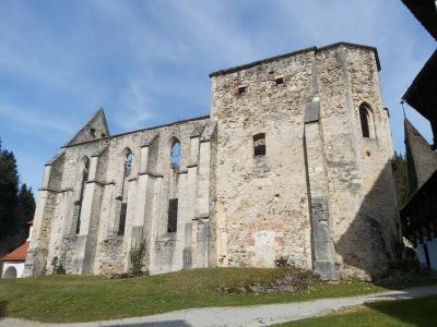 Cerkev svetega Janeza Krstnika bo dobila streho. (Foto: Radio Štajerski val)