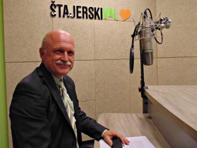 Franc Dover ne bo več direktor JKP Slovenske Konjice, prevzema vodenje Snage Maribor. (Foto: Štajerski val)
