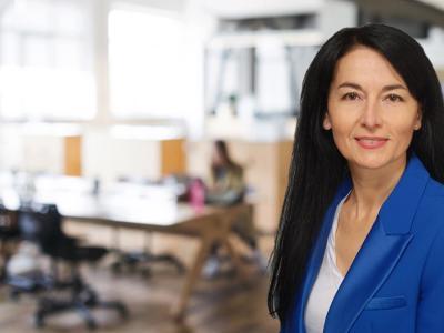 Dubravka Milovanović je vodenje celjske službe zavoda za zaposlovanje prevzela 1. februarja. (Foto: osebni arhiv)