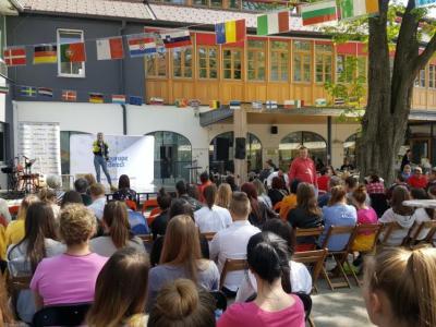 Letošnji Festival prostovoljstva v Celju bo že šestnajsti. (Foto: Radio Štajerski val)