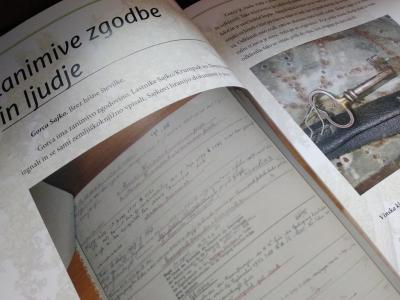 Kaj vse je zbrano v knjigi o Brestovcu, smo vprašali njenega avtorja. (Foto: Štajerski val)