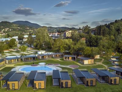 Z velikim odprtjem glampinga na celinski Hrvaški so se Terme Tuhelj postavile med vodilne destinacije kampiranja. (Foto: Terme Tuhelj)