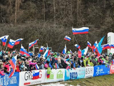 Na Ljubnem tudi zaradi lepega vremena, ki je napovedano za konec tedna, pričakujejo veliko navijačev. (Foto: FB)