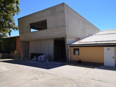Takšen je trenutno prizidek pri OŠ Šmarje pri Jelšah. (Foto: občina Šmarje pri Jelšah)