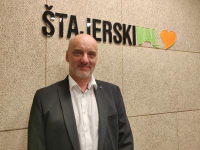 Mag. Franc Vindišar, državni sekretar na Ministrstvu za zdravje, pred prevzemom funkcije na ministrstvu 10 let tudi strokovni direktor SB Celje