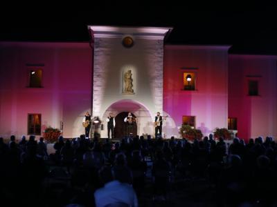 Septembra bo v Oplotnici spet zazvenela narodno zabavna glasba. (Foto: Festival Pod Pohorjem)