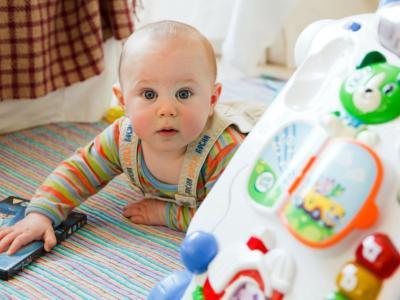 V vrtce se bodo lahko vrnili le zdravi otroci. (Fotografija je simbolična, foto: Pixabay)