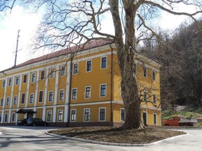 Novi lastniki napovedujejo obnovo dvorca. (Foto: Kozjanski park)