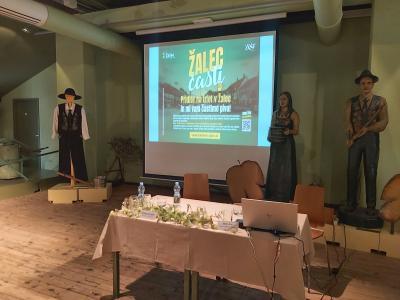 V Žalcu so v šesti sezoni svojega turističnega bisera pripravili novost. (Foto: Radio Štajerski val)
