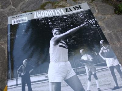 V tokratni reviji pišejo tudi o športu v Celju med drugo svetovno vojno in o ločitvah v času po prvi svetovni vojni. (Foto: Štajerski val)