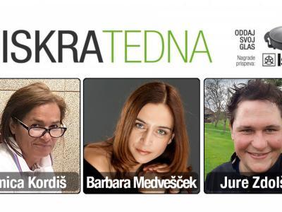 Tudi tokrat lahko glasujete za tri izjave in odločite, katera bo zmagovalna. (Foto: Štajerski val, Jaka Babnik/Uroš Hočevar, osebni arhiv)