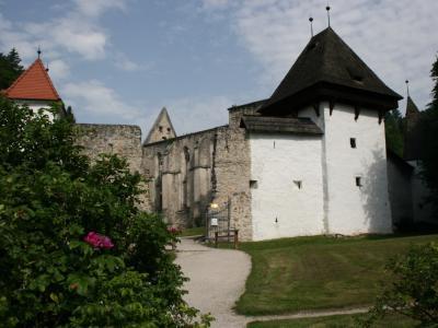 Žička kartuzija je na destinaciji Rogla-Pohorje med bolj obiskanimi znamenitostmi. (Foto: Štajerski val)