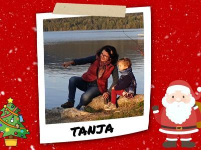Zdaj, ko je Tanja v penzionu, ima veliko časa za svojo vnukinjo. In seveda za nedeljska radijska srečanja z vami.