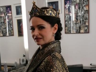 Urška Arlič Gololičič pravi, da glasbo Ipavcev kot Šentjurčanka doživlja na prav poseben način. (Foto: osebni arhiv)