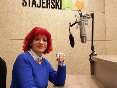 Ravnateljica OŠ Lava CeljeMarijana Kolenko, prejemnica nagrade za življenjsko delo na področju osnovnega šolstva