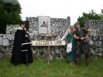 Na Rifniku je zaživela keltska vas. (Foto: Štajerski val)