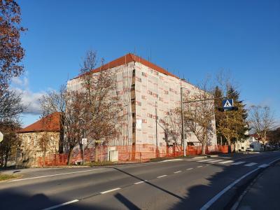 Stara šola bo dobila lepšo podobo, zatem pa še vsebino. (Foto: Štajerski val)