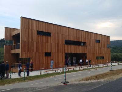 Z Bobrovim centrom želijo v Rogaški dopolniti turistično ponudbo in osveščati o naravi. (Foto: Štajerski val)