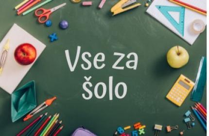 Vse za šolo