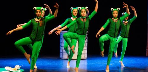 Mikijevo plesno gledališče