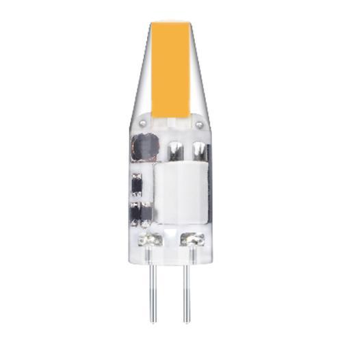 LED sijalka, G4, 1,6W, CAPSULED-2, dnevno bela, 189lm, transparentna, 1/100, (R6) - Žarnice in sijalke