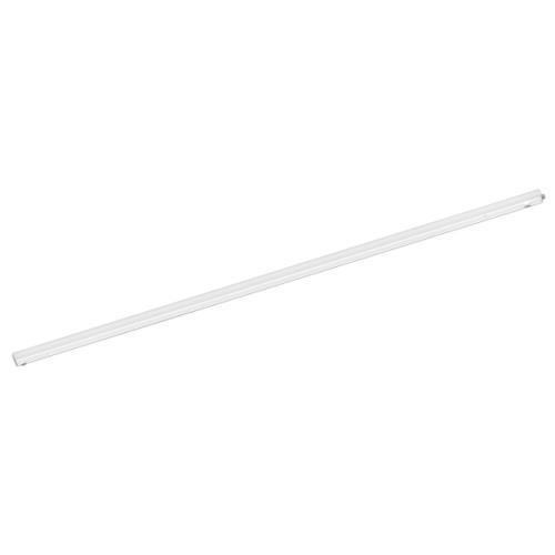 LED svetilka, podpultna, linijska, LEDLINE-S, 1,2m, pravokotna, 16W, SMD, hladno bela, 1600lm, IP20, bela, 1/30, (R5) - Luči