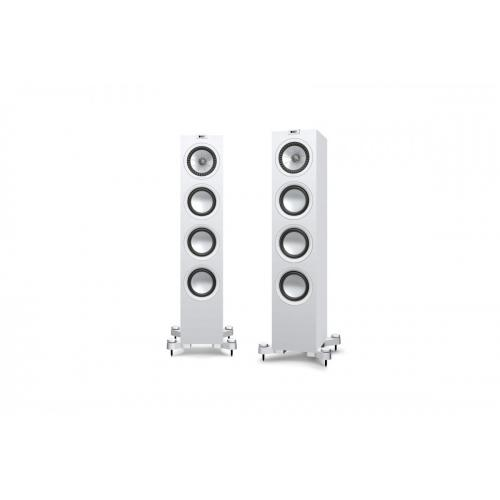 KEF Q550 zvočniki bela