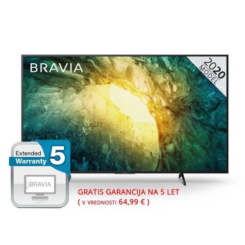 SONY 4K HDR TV sprejemnik KD-65X7055B