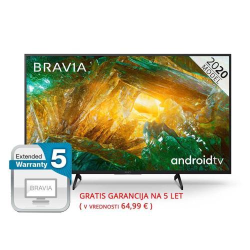 SONY 4K HDR TV sprejemnik KD-55XH8096B