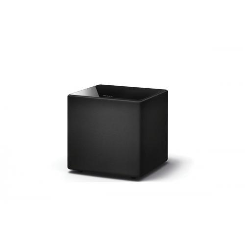 KEF Kube 8b nizkotonski zvočnik črna