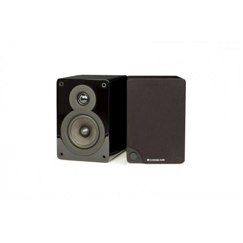 Cambridge Audio SLA25 namizni aktivni zvočnik črna