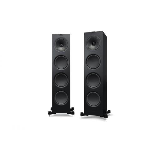 KEF Q950 zvočniki črna